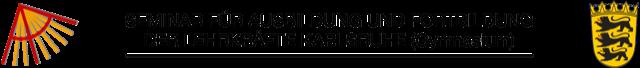Seminar für Ausbildung und Fortbildung der Lehrkräfte Karlsruhe(Gymnasium)